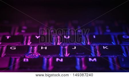 Laptop Keyboard Details