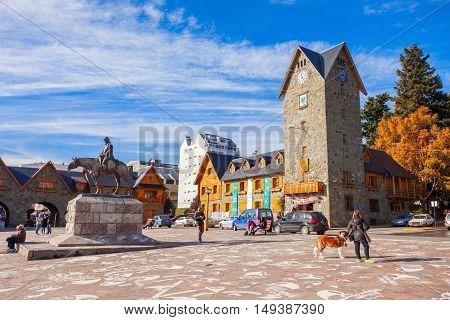 The Bariloche Civic Centre