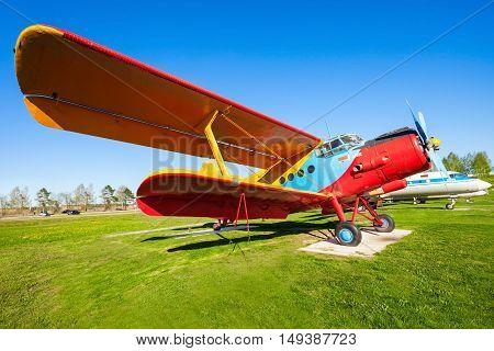The Antonov An-2 Aircraft