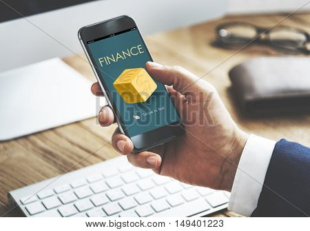 Currency Exchange Stock Market Financial Graphic Concept