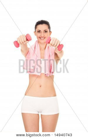 Fitness Girl, Concept