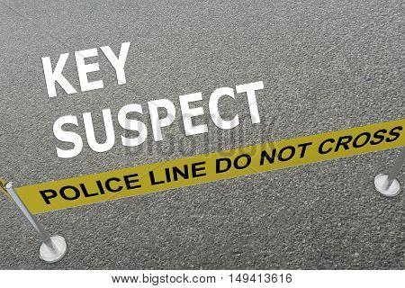 Key Suspect Concept