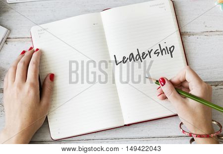 Leadership Our Mission Ideas Concept