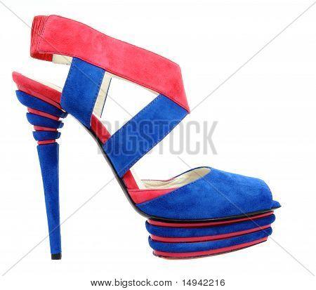 Luxury woman shoe