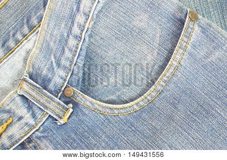 Fashion jeans, beautiful and durable, suitable for all ages.