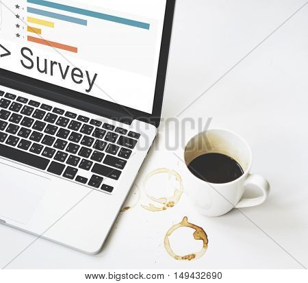 Survey Comment Review Ratings Concept