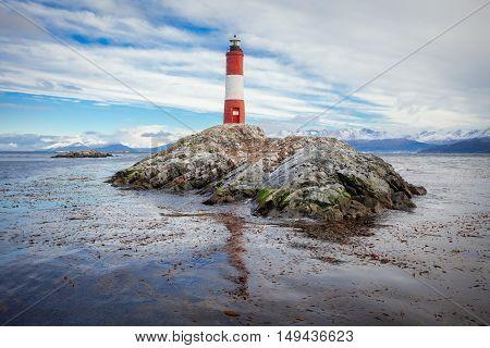 Les Eclaireurs Lighthouse, Ushuaia