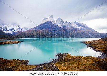 Torres Del Paine Park