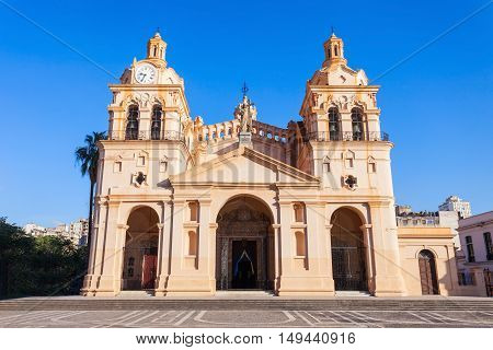 The Cathedral Of Cordoba