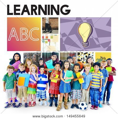 Children Academic Learning Knowledge Concept