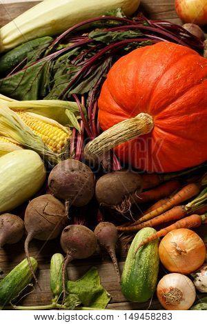 Farmers vegetable market