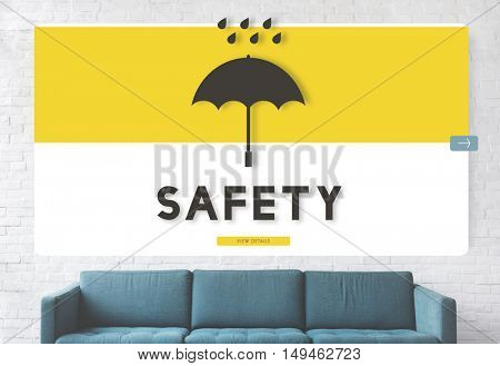 Business Couch Safety Comfortable Concept