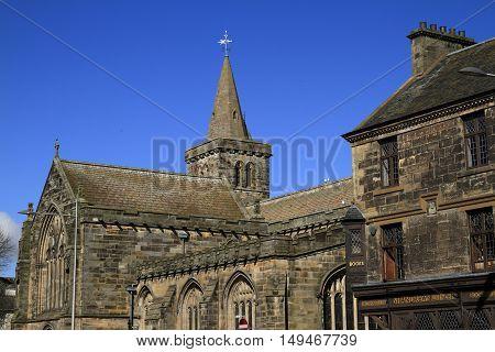 The Parish Church Of The Holy Trinity
