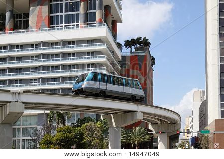 Miami People mover - 2