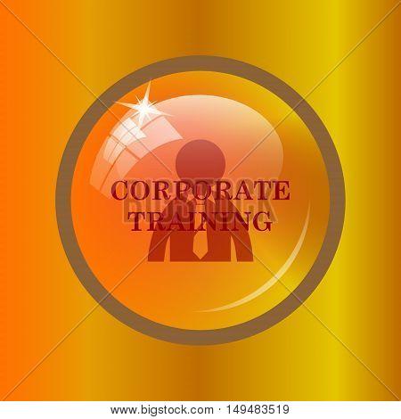 Corporate Training Icon