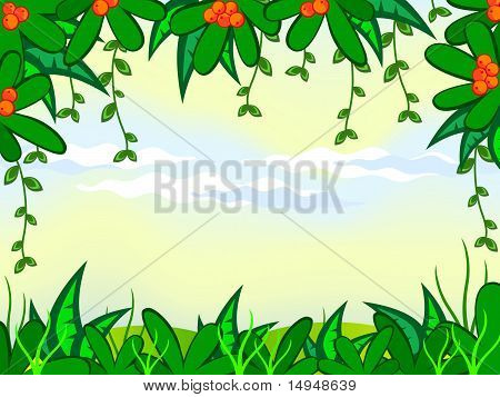 Jungle Plants