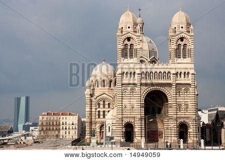 Cathedral La Major , Marseille