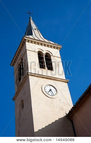 Bell tower of L'Estaque (Marseille)