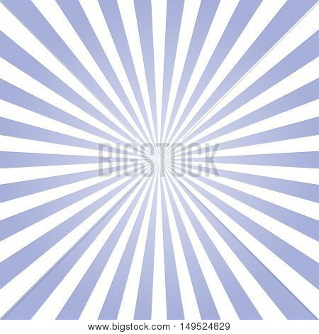 Abstract radial sun burst background. Retro style. Vector illustration