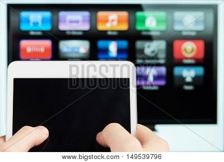 Using Tablet For Smart Tv
