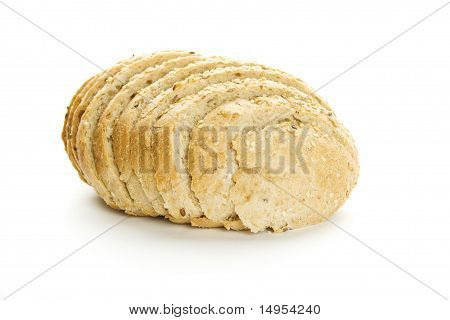 Bread isolated