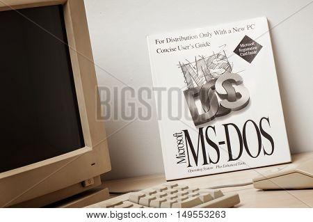 Ms-dos Manual