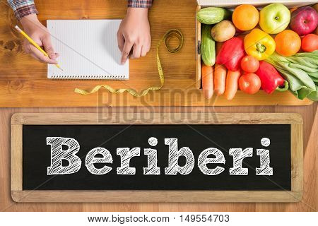 Beriberi