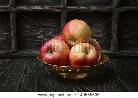 Harvest Autumn Apples