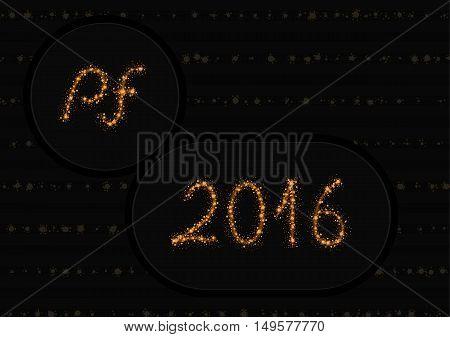 Glittering Stars - Pf 2016