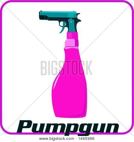 Pump-Gun.Eps