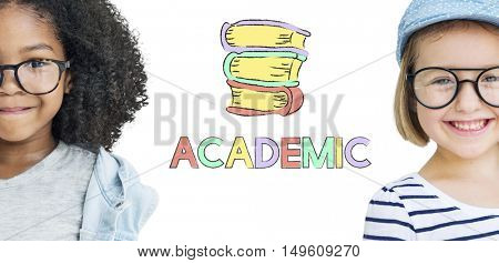 Wisdom Education School Time Academic Concept