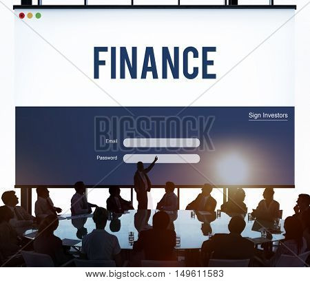 Finance Planning Balance Banking Budget Revenue Concept