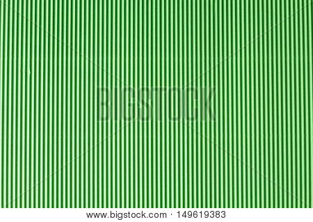 Green decorative zigzag surface paper texture \background