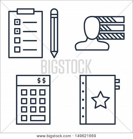 Set Of Project Management Icons On Quality Management, Investment, Personality And More. Premium Qua