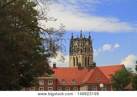 Liebfrauen Church Muenster Germany