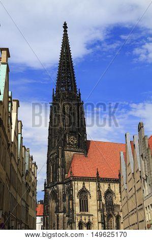 St. Lamberti Church Muenster Germany