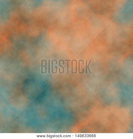 Beutiful complex coloured cloudy design background image