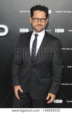 LOS ANGELES - SEP 28:  J.J. Abrams at the HBO's