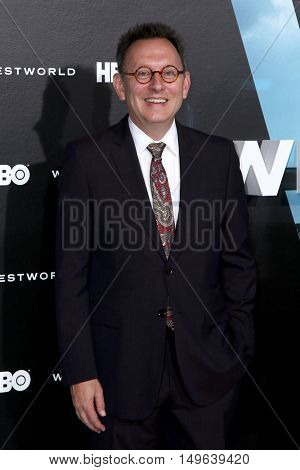 LOS ANGELES - SEP 28:  Michael Emerson at the HBO's