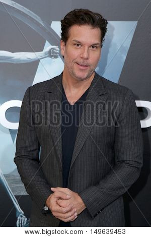 LOS ANGELES - SEP 28:  Dane Cook at the HBO's