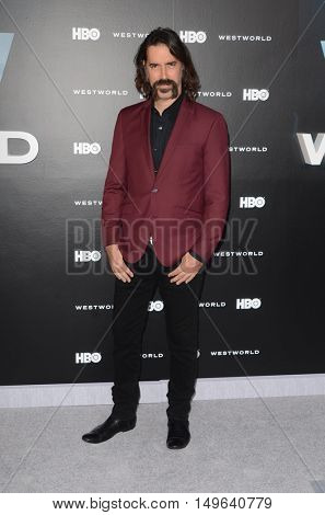 LOS ANGELES - SEP 28:  Jeff Daniel Phillips at the HBO's