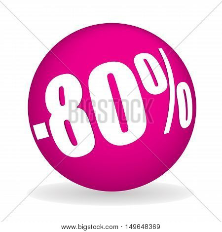 Eighty Percent Off Sphere