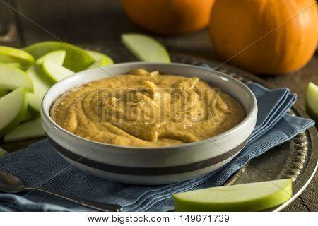 Sweet Dessert Pumpkin Dip