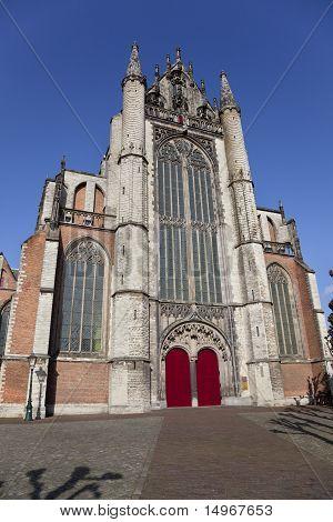 Dutch church building