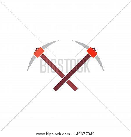 Icebreaker Icon Vector. Flat simple color pictogram