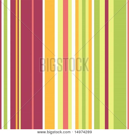 Vibrant stripes pattern