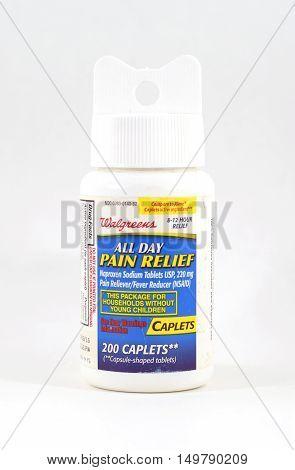 Walgreens Pain Relief Pills