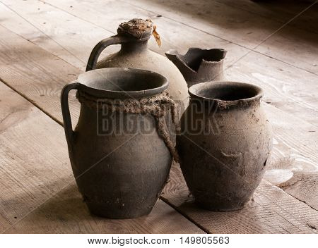 Old Ceramic Dishes 2