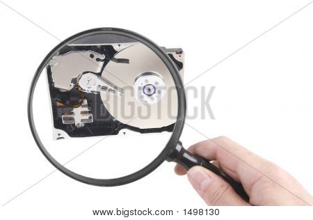Hard Disc Investigation