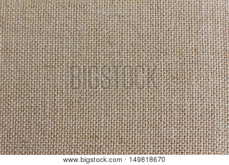 Brown Weave Sack Texture Background